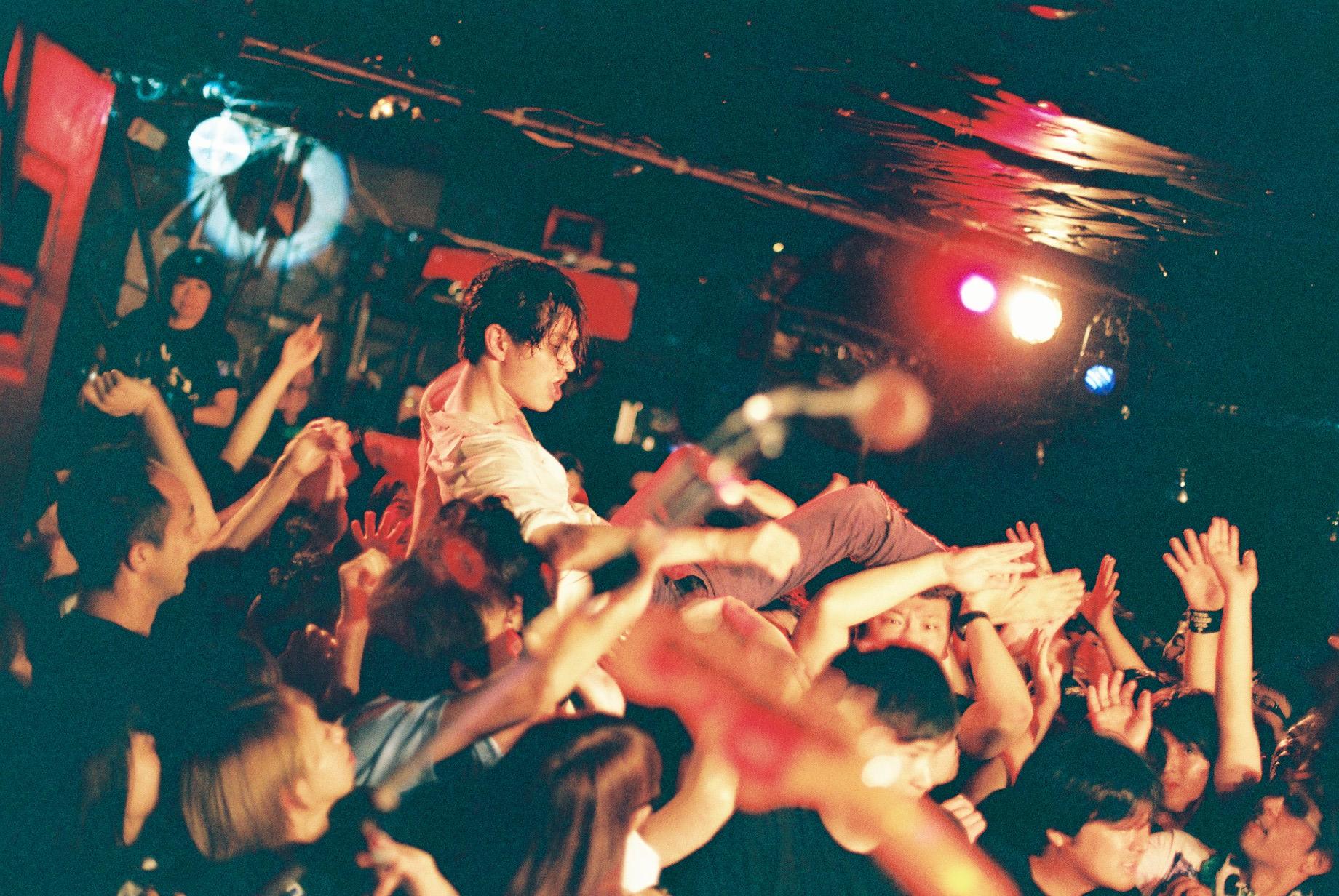 フジロッ久 (仮) / fujirockyu - Aug.21 2013